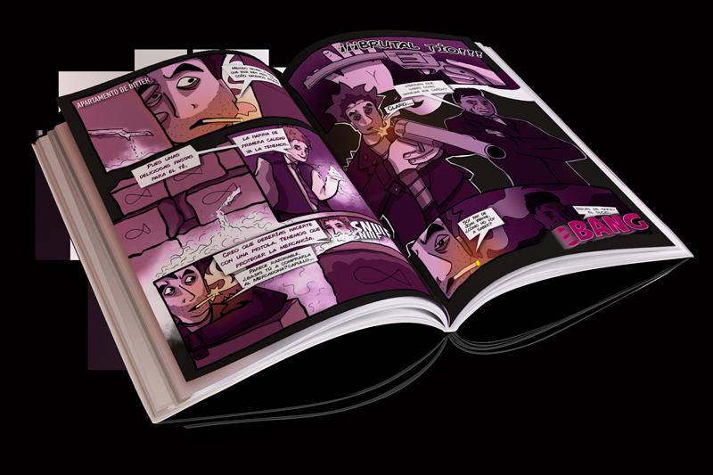 unbrained-comics-impresion-edicion-comics-independientes