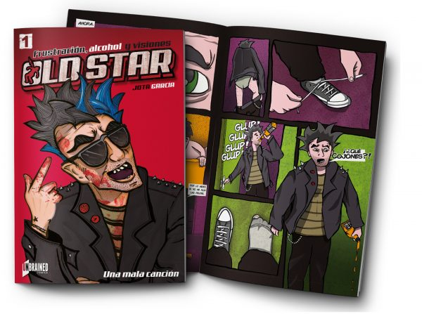 old-star-comic-fanzine-1-jota-garcia-unbrained