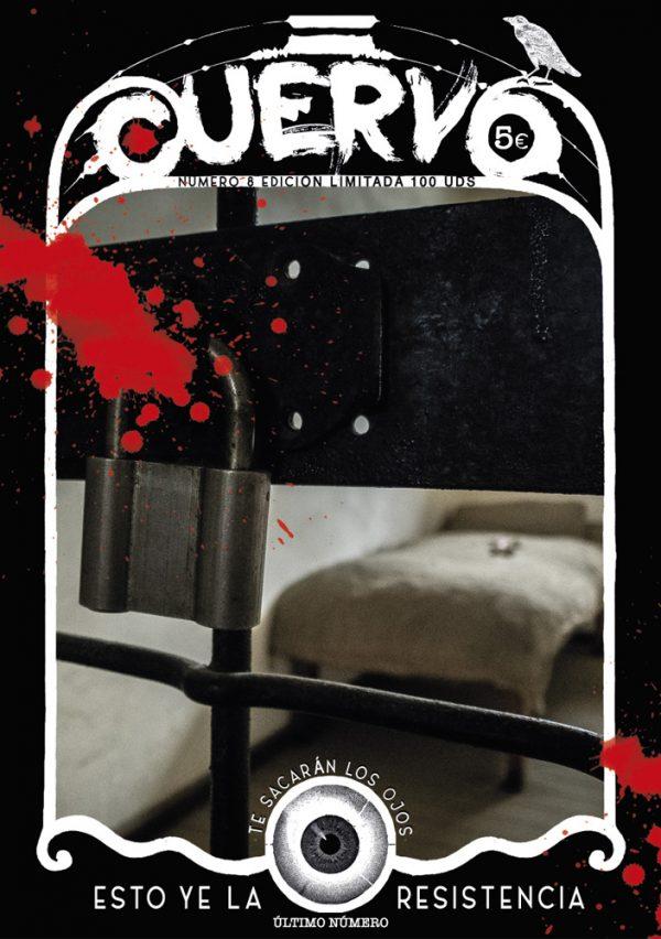 cuervo 8 fanzine