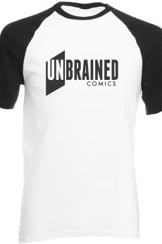 Camiseta Unbrained Comics